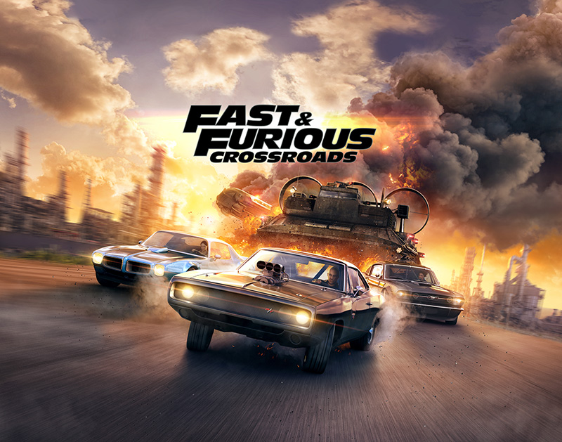 Fast Furious Crossroads arte