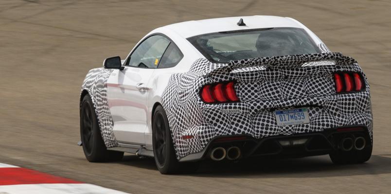 El esperado regreso del Ford Mustang Mach 1 será en este año