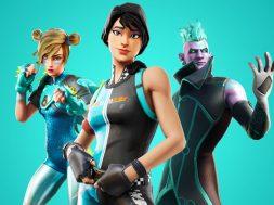 Fortnite anuncio Xbox Series X