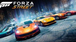 Toda la adrenalina de Forza Street ya está disponible en iOS