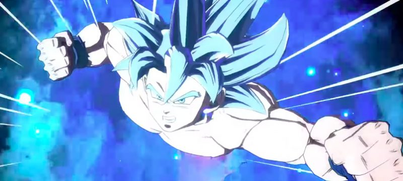 Goku Ultra Instinct trailer