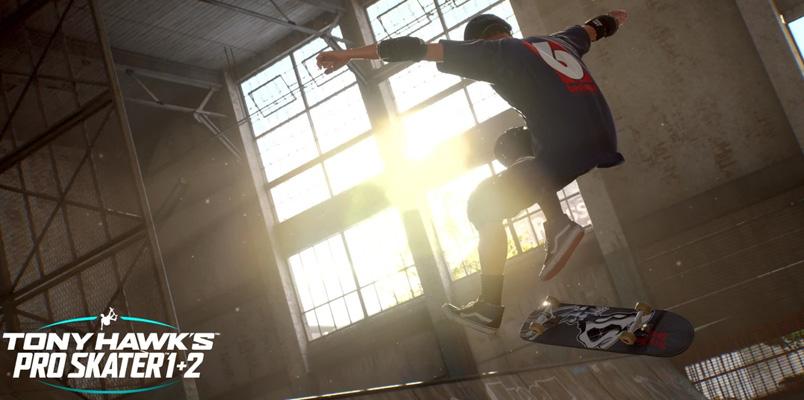 The Hawk Mix: disfruta de las canciones de Tony Hawk's Pro Skater