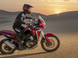 Honda Africa Twin 2020 Mexico
