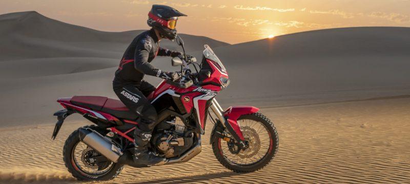 Honda Africa Twin 2020 Mexico