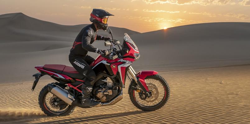 Las nuevas Honda Africa Twin 2020 ya están llegando a México