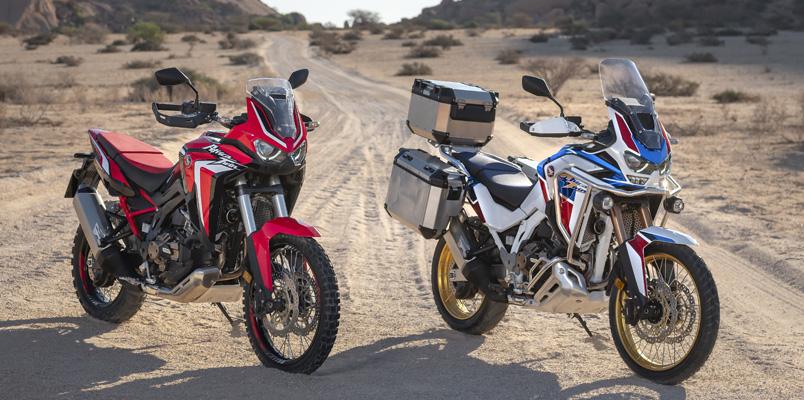 Honda Africa Twin 2020 precios