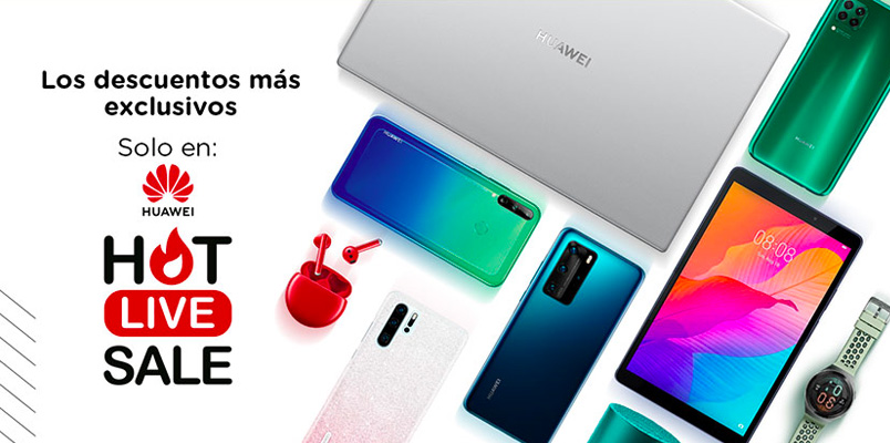 Huawei Hot Live Sale