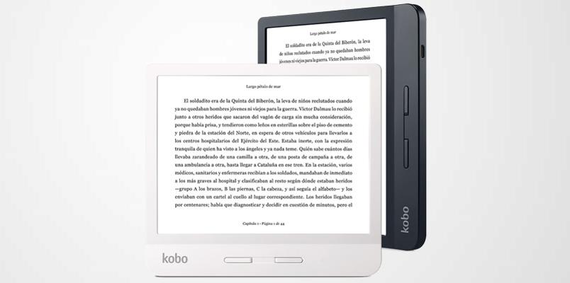 Disfruta del aislamiento con Kobo Libra H2O; ya está en México
