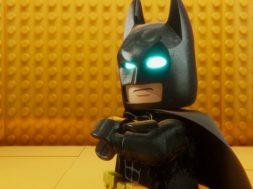 LEGO Batman vs COVID