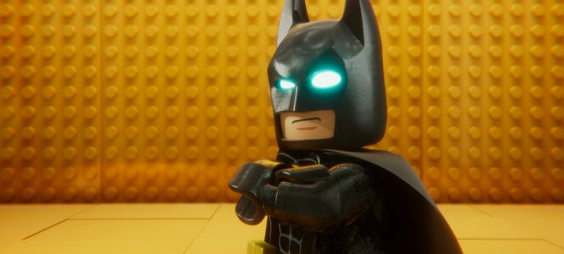 LEGO Batman vs COVID