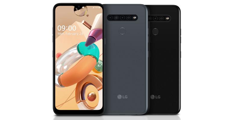 LG K41S Telcel