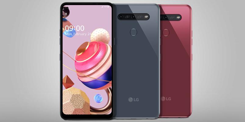 LG K51S se presenta en México y aquí su precio y características