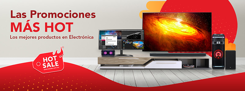 LG Mexico Hot Sale 2020