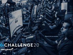 Logitech McLaren G Challenge 20