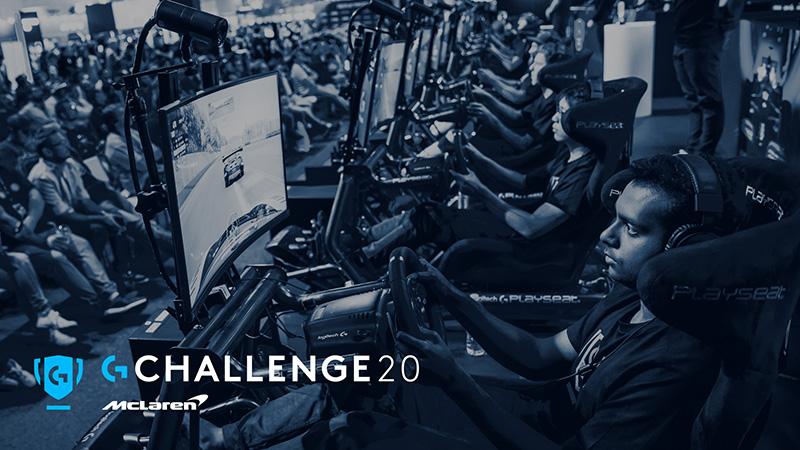Dos mexicanos en la final del Logitech McLaren G Challenge 2020