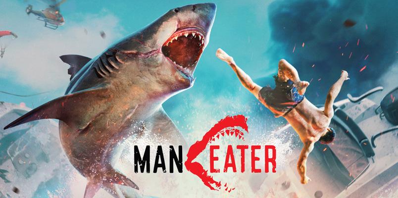 Maneater estará disponible en Nintendo Switch a partir del 25 de mayo