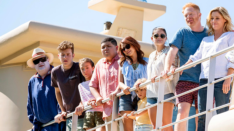 Modern Family Temporada Netflix junio 2020