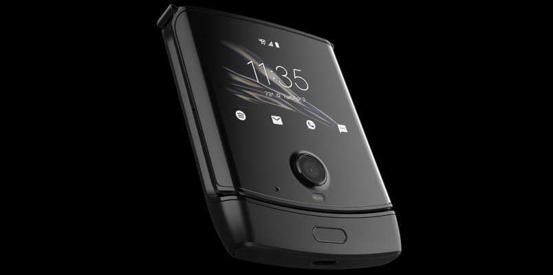 Motorola Razr Quick View