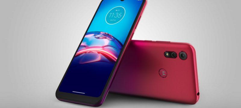 Motorola e6s Telcel