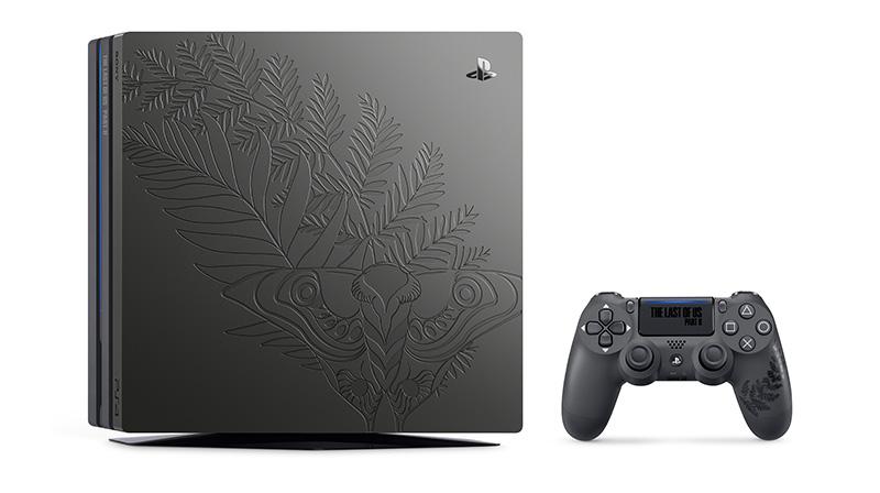 PS4 Pro The Last of Us Part II bundle