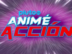 Pluto TV anime accion
