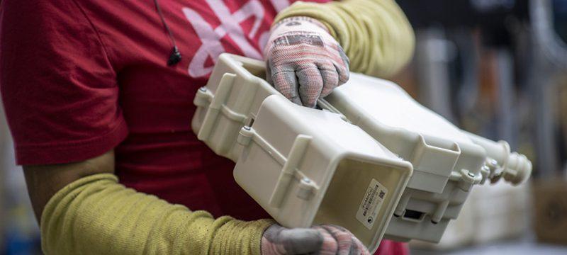 Respiradores con purificacion Ford 3M