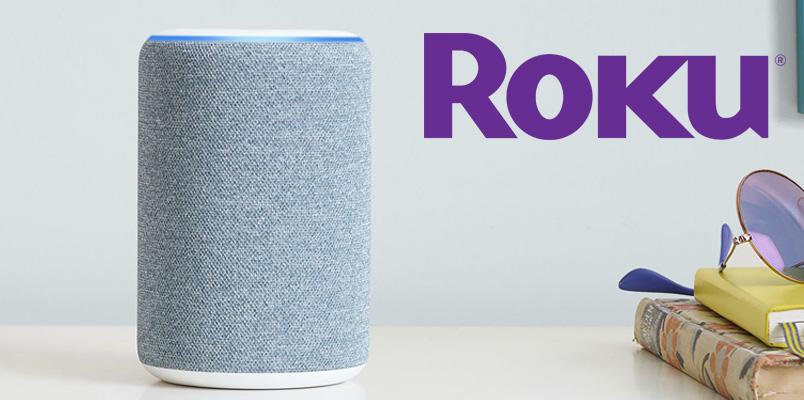 Roku es compatible con Amazon Alexa y Google Assistant