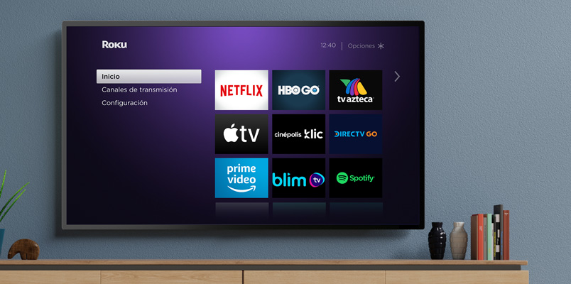 Roku Voice Mexico