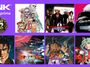SNK Twitch Prime mayo 2020