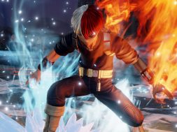 Shoto Todoroki Jump Force