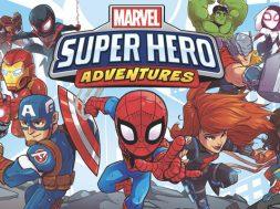 Super Hero Adventure Marvel HQ