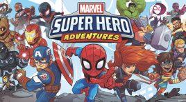 Marvel HQ estrena Super Hero Adventure para los más pequeños