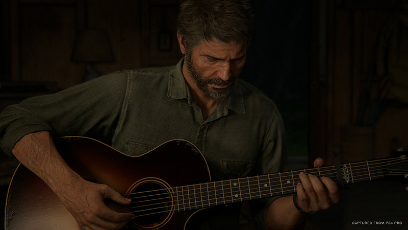 The Last of Us Part II historia