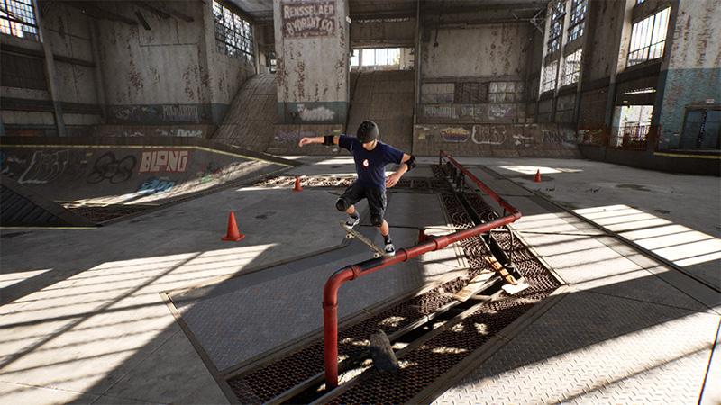 Tony Hawks Pro Skater 1 -2 anuncio