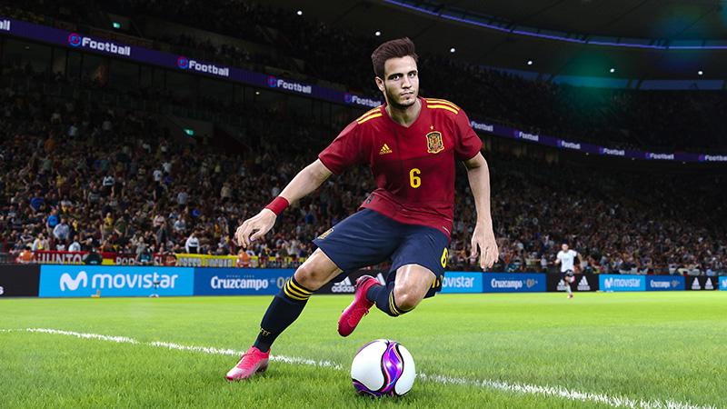 UEFA EURO 2020 DLC eFootball PES 2020