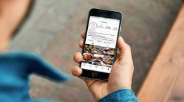 Uber Eats ya te deja pedir tu comida desde Instagram