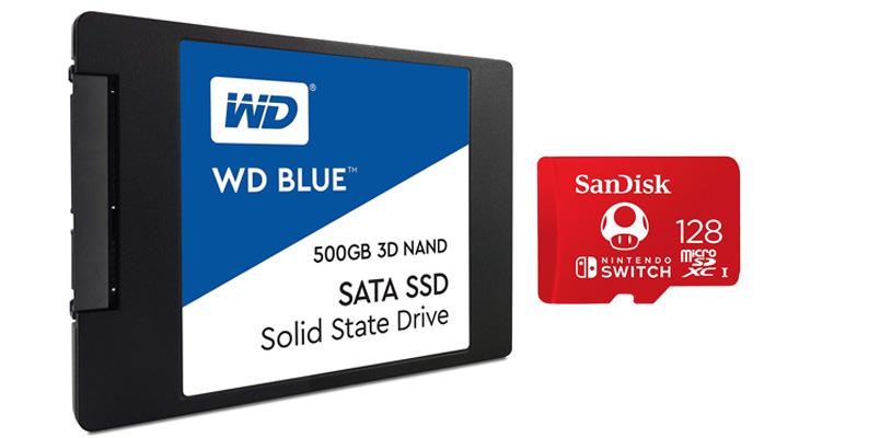 Western Digital y SanDisk tienen descuentos en Hot Sale 2020