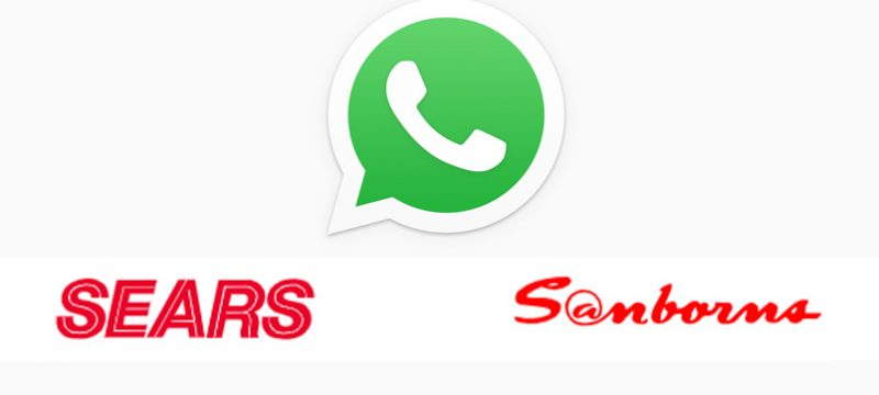 WhatsApp Sears -Sanborns