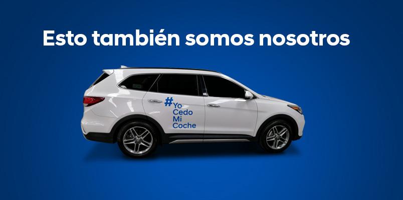 Hyundai Motor de México lanza la campaña #YoCedo en redes sociales