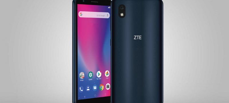 ZTE Blade A3 2020 precio