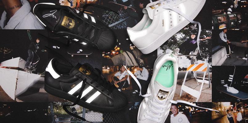 Así son los adidas Superstar ADV de Mariah Duran y Jenn Soto