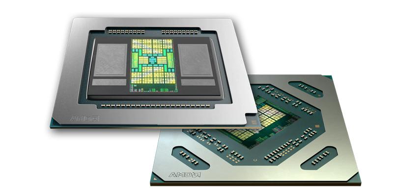 La características de Radeon Pro 5600M, la nueva GPU de AMD