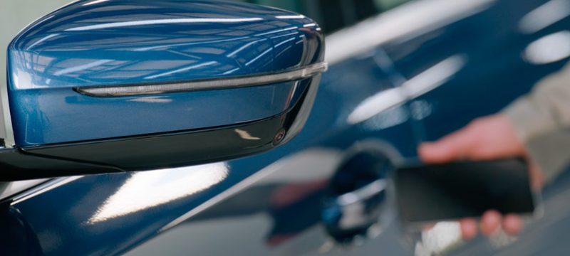Apple CarKey 2020 Apple CarKey BMW Serie 5