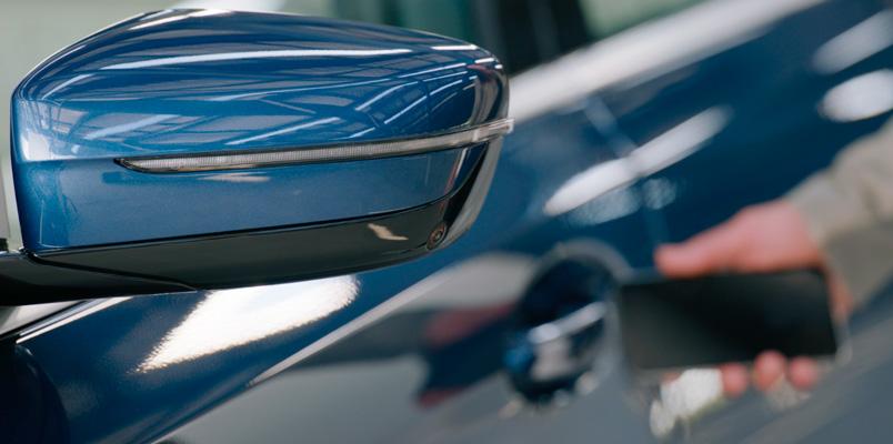 Apple CarKey llegará pronto y BMW Serie 5 será el primero en usarlo