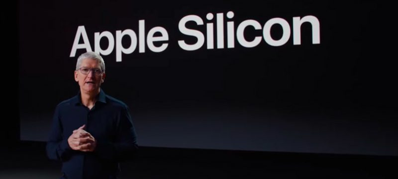 Apple Silicon WWDC 2020