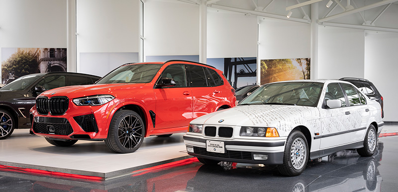 BMW Manufacturing museo
