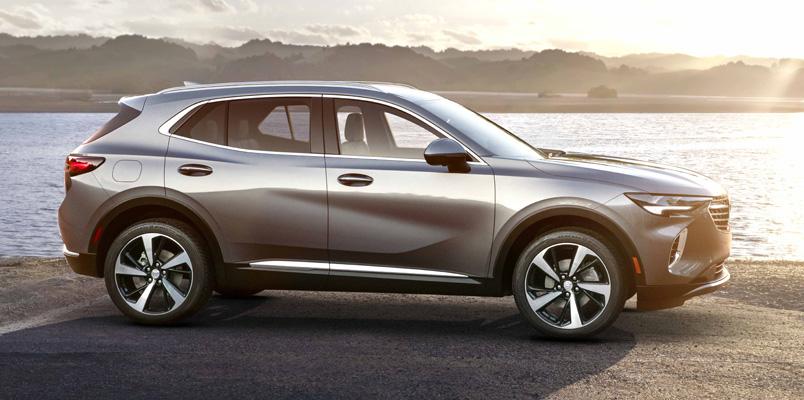Buick Envision 2021 lado