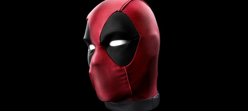 Cabeza de Deadpool Marvel Legends