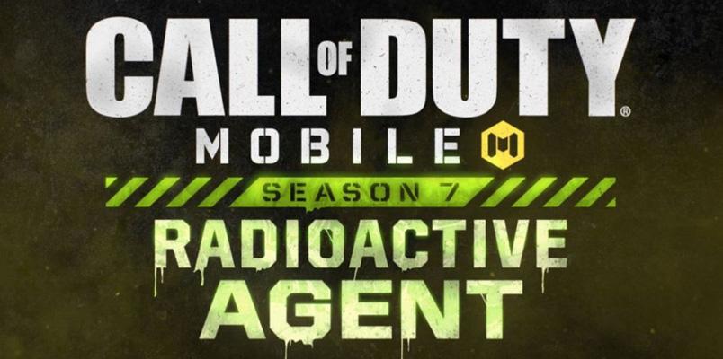 Call of Duty: Mobile estrena la Temporada 7: Agente Radioactivo