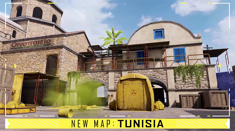 Call of Duty Mobile Temporada 7 Tunisia